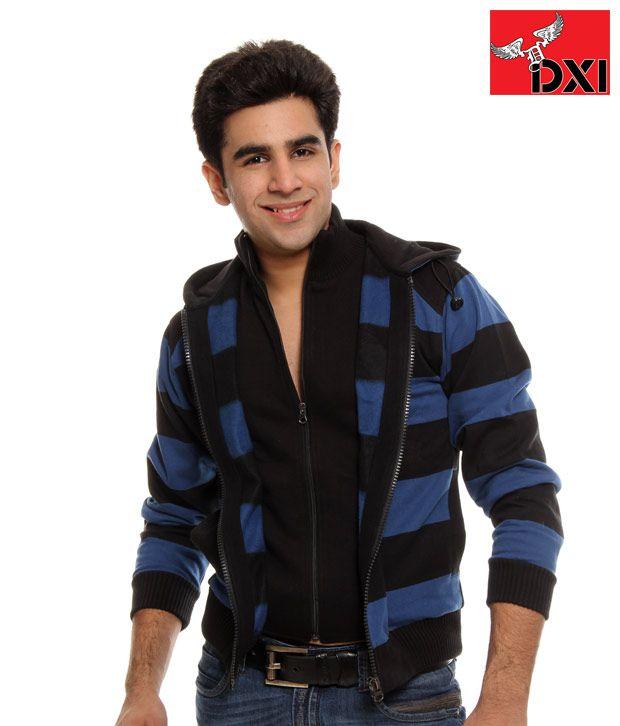 Dxi Winter Wear Sweat Shirt For Men- X979