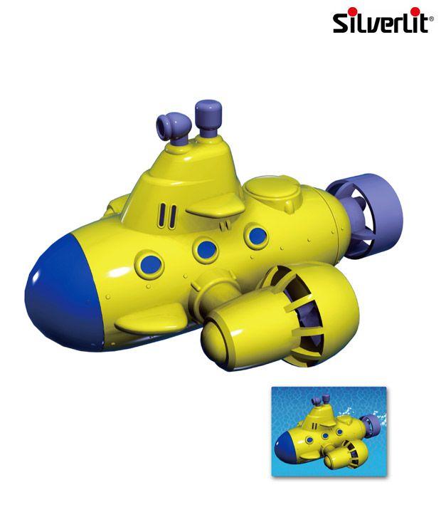 Silverlit R/C Submarine