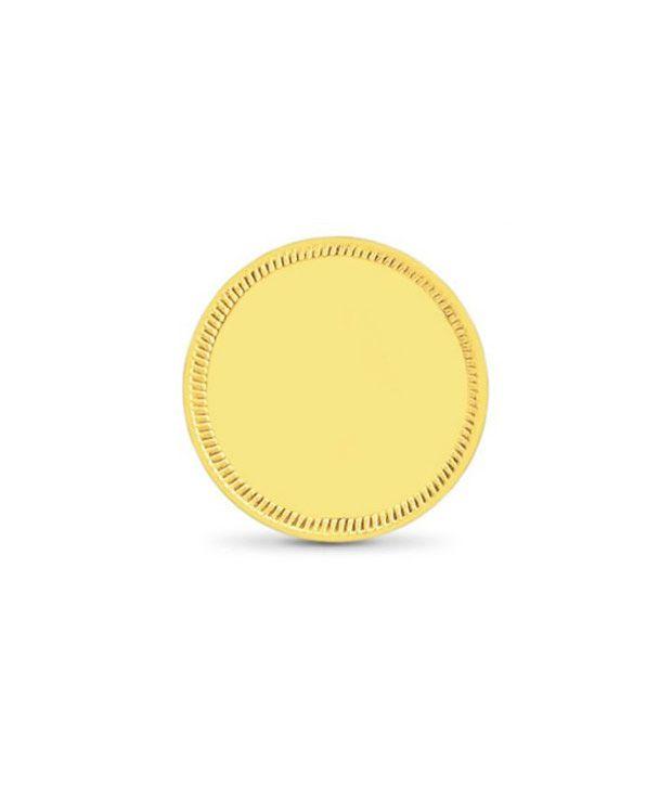 Avsar 5Gms Hallmarked Gold Coin