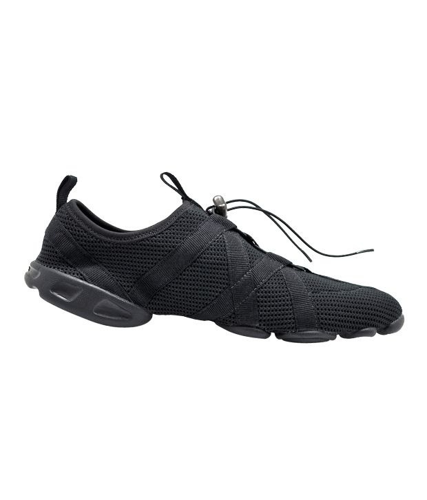 Bloch Active Black Unisex Dance Sneakers