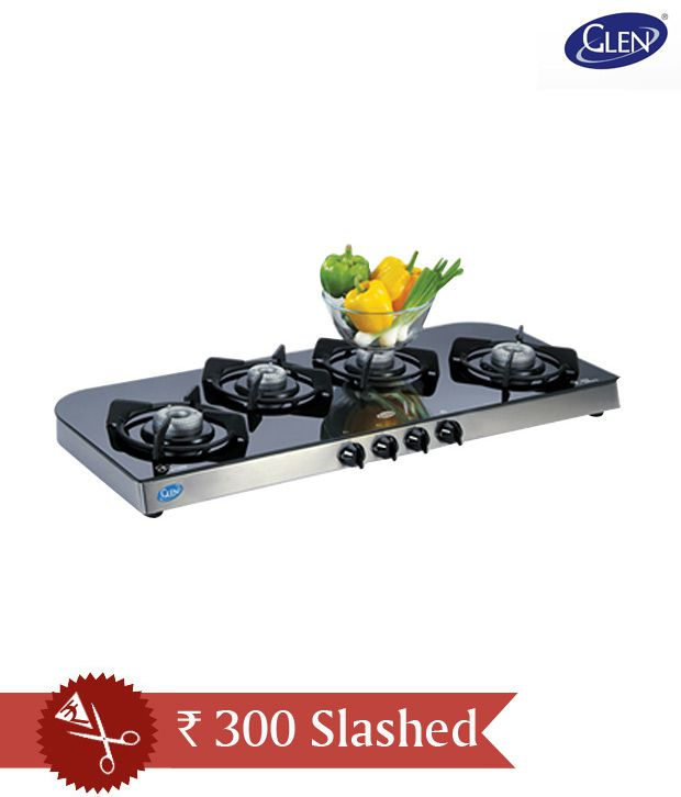 Glen GL-1049 GT 4 Burner Gas Cooktop