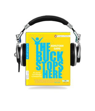 The Buck Stops Here by Ashutosh Garg (Audio Books - M4A Downloadable)