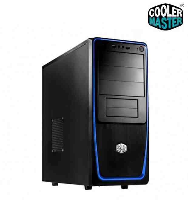 Cooler Master Elite 311 CPU Cabinet (Blue)