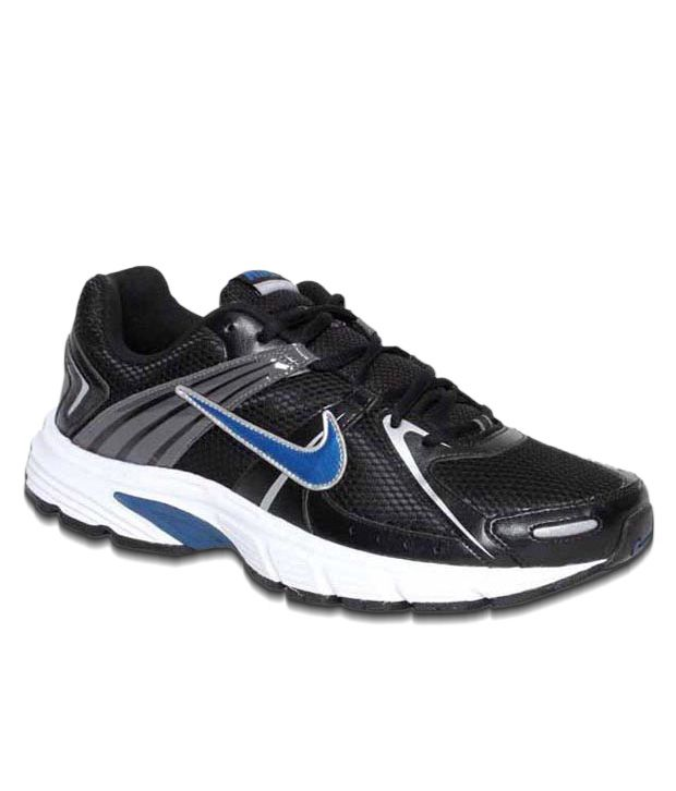 0eb3524cb337 Nike Downshifter 3 Black   Grey Running Shoes - Buy Nike Downshifter 3  Black   Grey Running Shoes Online at Best Prices in India on Snapdeal