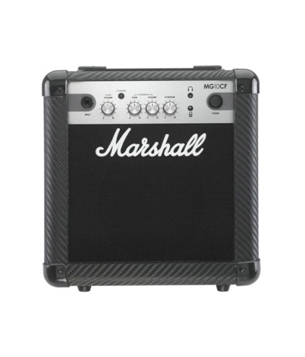 Marshall Mg10cf Amplifier Buy Marshall Mg10cf Amplifier Online At Best Price In India On Snapdeal