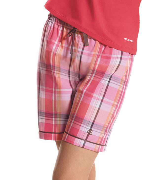 c2cc3e187 Buy Jockey Multi Color Cotton Shorts Online at Best Prices in India -  Snapdeal