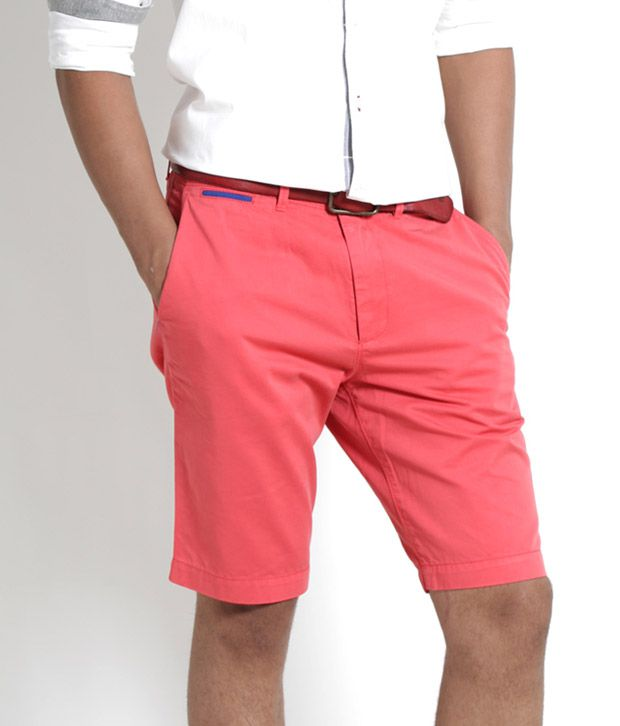 Probase Pink Shorts