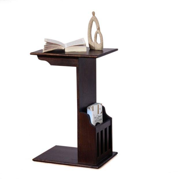 FabFurnish Uno Oreo Side Table