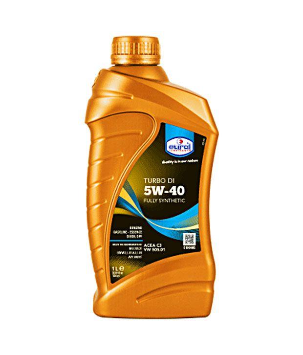 Eurol turbo di 5w 40 motor oil pack of 3 buy 1 get for Buy motor oil online