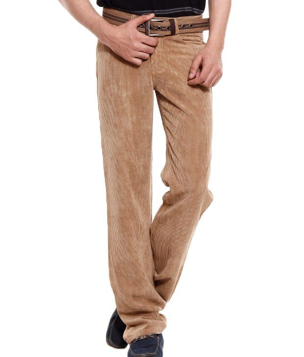 Fever Brown Corduroy Jeans