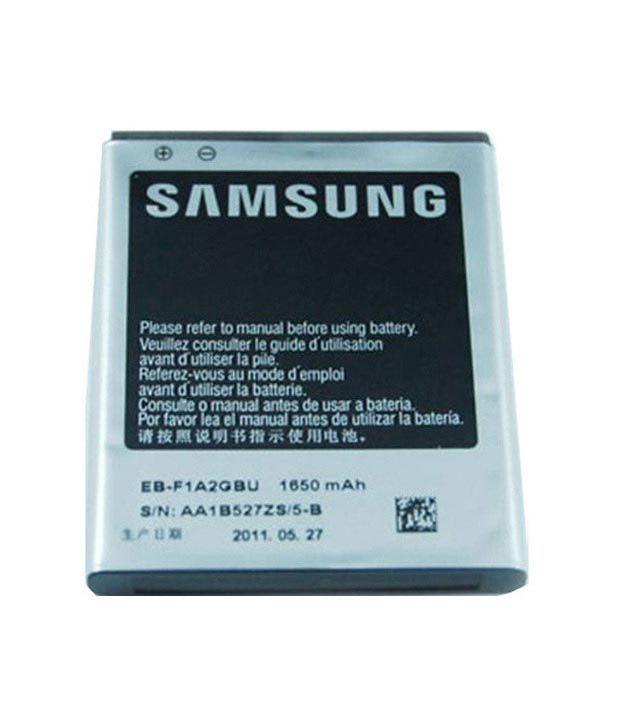 Samsung Battery EB-F1A2GBUCINU Black