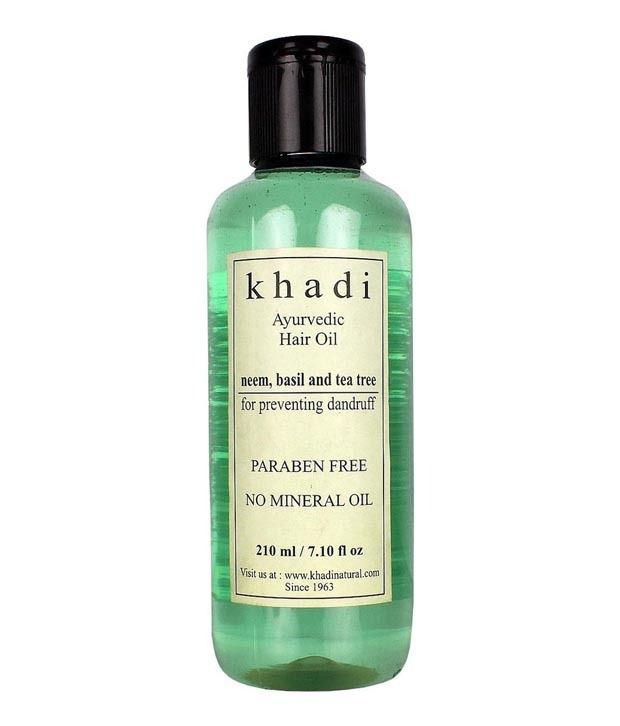 Ayurvedic shampoo for dandruff