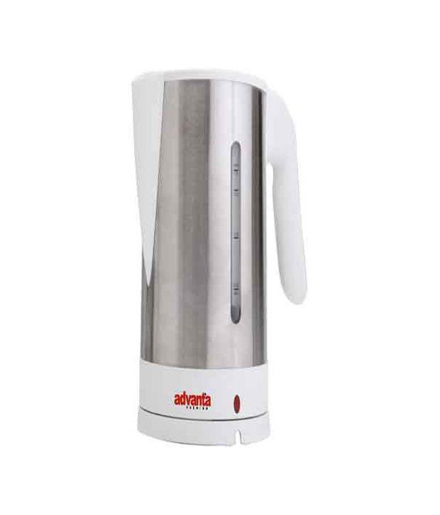 Advanta Premium Platinum Electric Kettle
