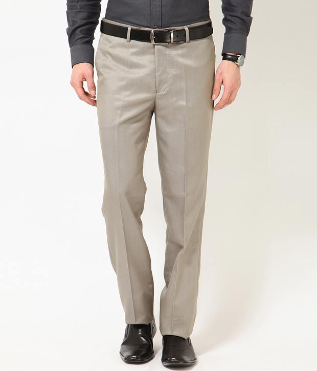 Turtle Beige Men's Trouser