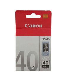 Canon PG-40 Inkjet Cartridge (Black)