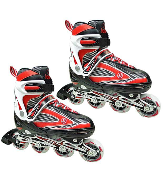 5235aa42a84 Jonex Inline Senior Skates 128  Buy Online at Best Price on Snapdeal
