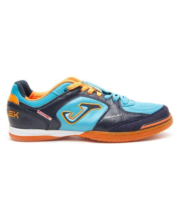 Joma Top Flex 303 Navy Blue Indoor Soccer Shoes - Buy Joma Top Flex ... c4eaa046ff1d5
