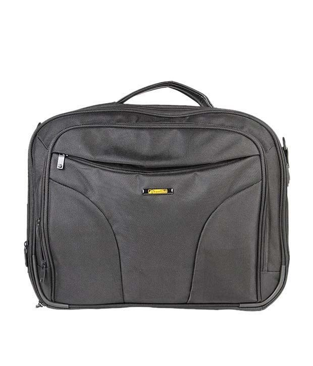 Travel Blue 17 inch Laptop Bag - 5 Pockets