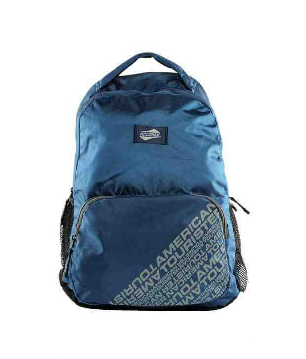 American Tourister Code Backpack - Blue