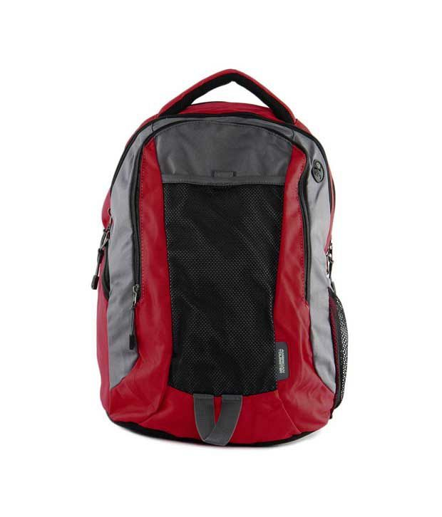 American Tourister Buzz Backpack - Red