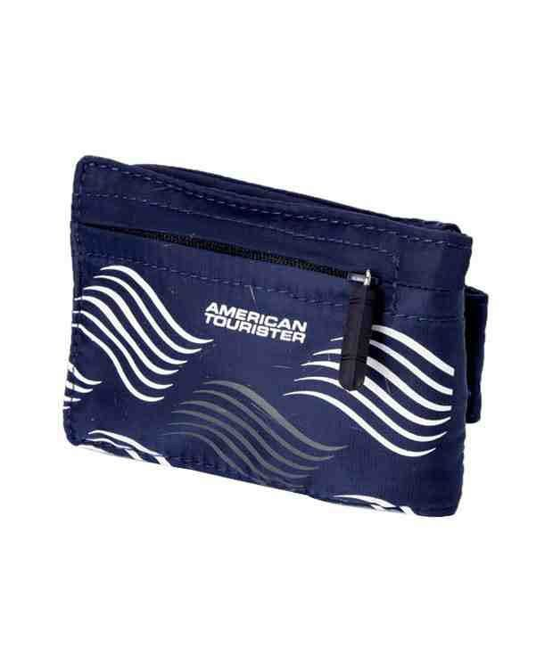 American Tourister Multipurpose Bag Wave - Navy Blue