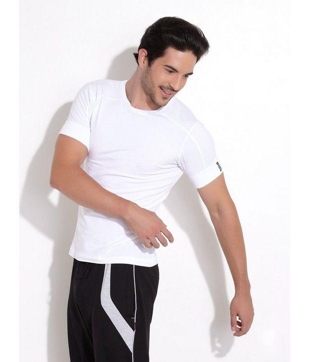 Hanes White T-Shirt