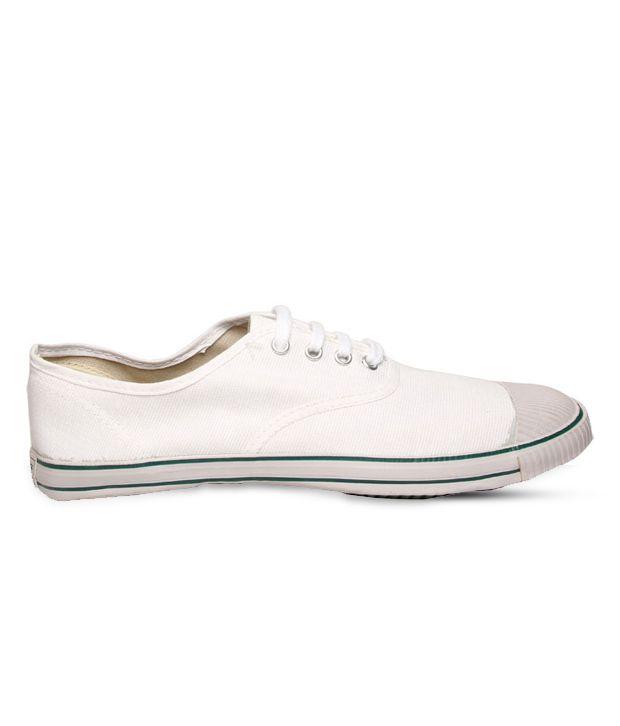 bata organised white tennis shoes buy rs 950