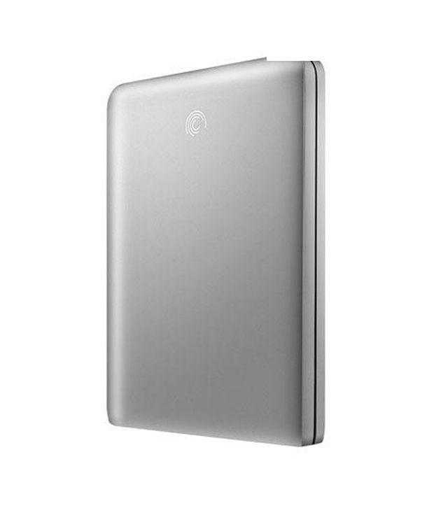 Seagate Freeagent Goflex External Hard Disk 2.5 Inch - 500 Gb (Silver)