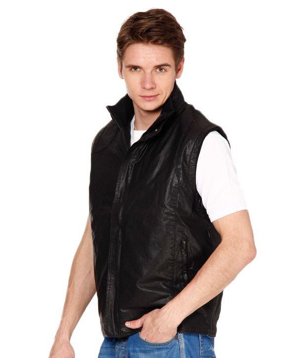 Half Jacket 2 0 >> Durango Black Half Sleeve Jacket - Buy Durango Black Half ...