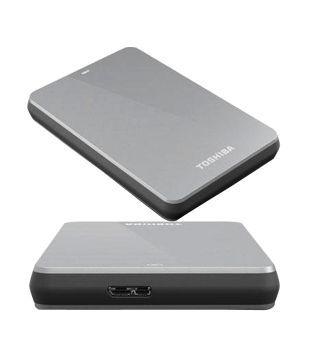 Toshiba Hard Disk 1 TB Ver 3.0 (Silver)