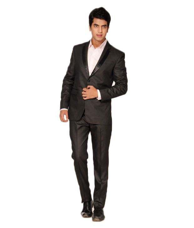 The Design Factory Classic Black Suit - Buy The Design Factory