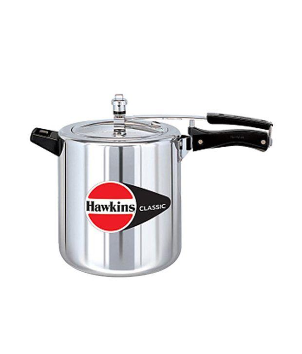 Hawkins Classic 8 Litre Inner Lid Pressure Cooker Pressure Cooker
