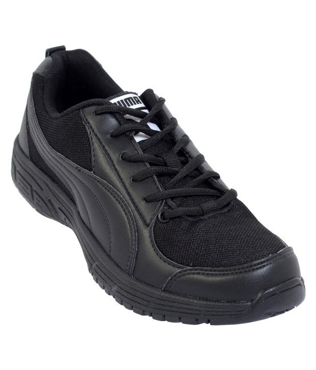 Puma Black Outdoor Shoes Price In India- Buy Puma Black Outdoor Shoes Online At Snapdeal