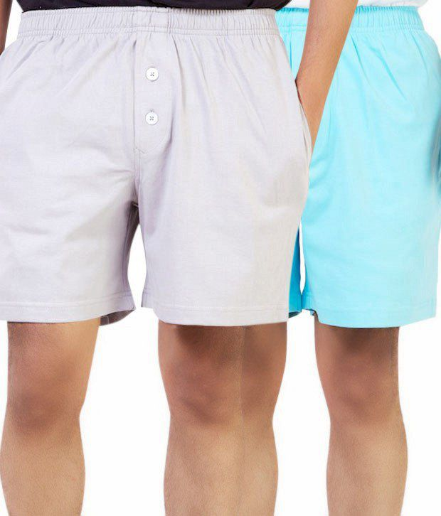 Benston Sporty Pack of 2 Shorts