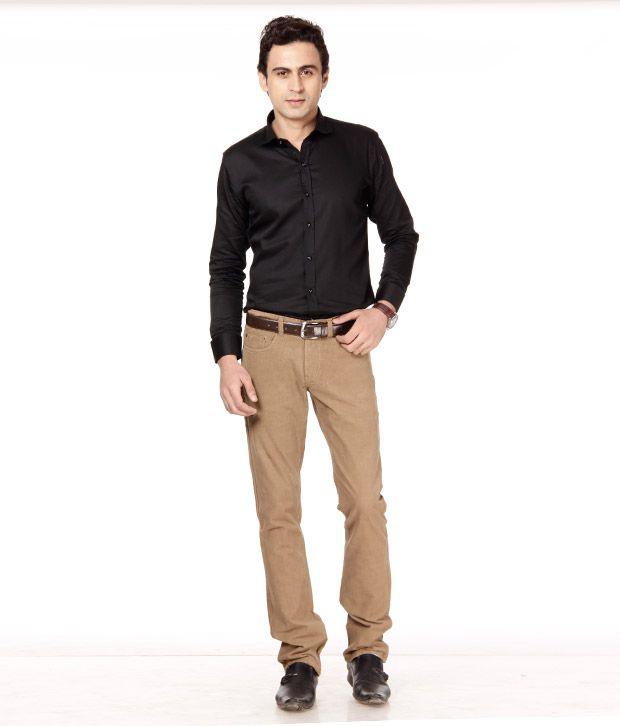 Franco Leone Beige Jeans