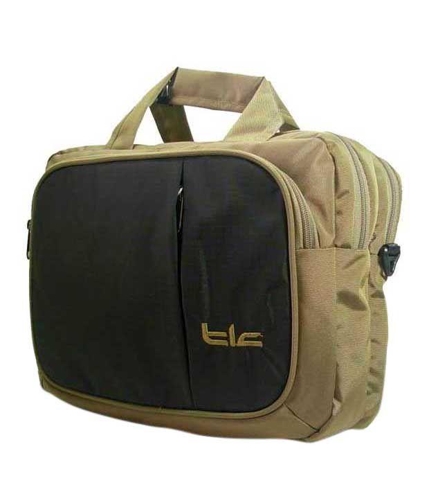 TLC MU3B 12.1 inch Laptop Bag (Golden)