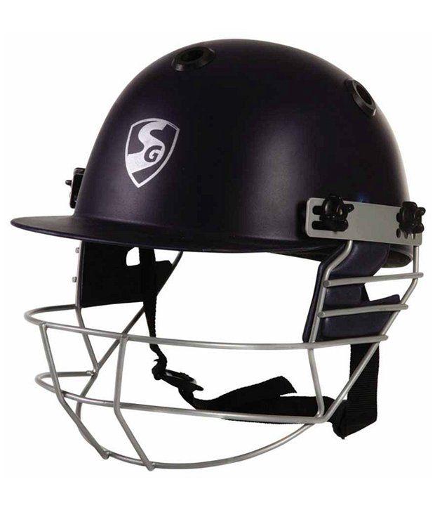 SG Optipro Cricket Helmet