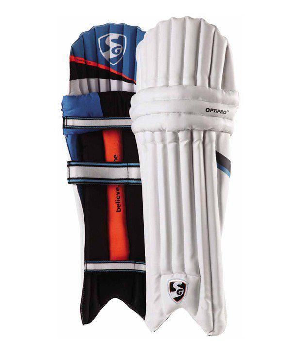 SG Optipro Cricket Batting Pads (Youth)