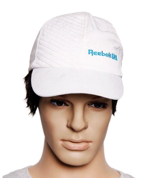 Reebok Modish White Cap