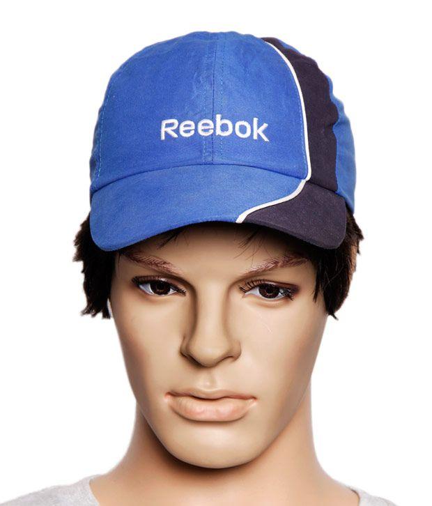 Reebok Fashionable Blue Cap