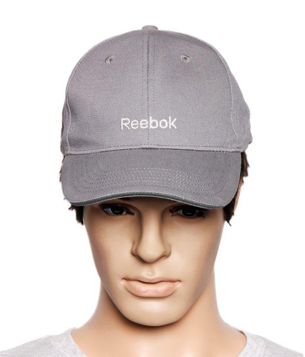 Reebok Classic Grey Cap