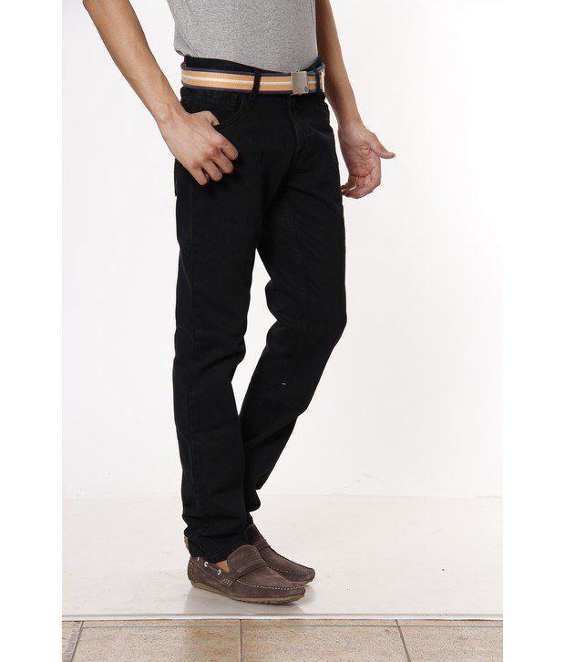 Lawman Pg3 Classic Black Jeans