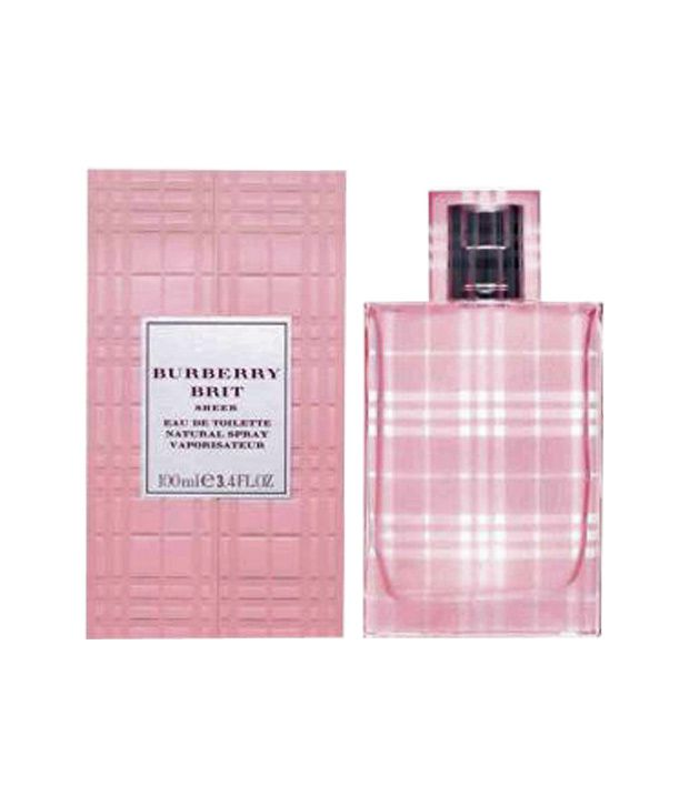 6c3c6c3a5e Berry Brit Sheer 100 ml Edt: Buy Online at Best Prices in India - Snapdeal