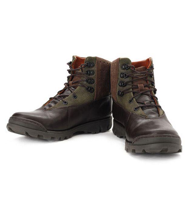 cozy fresh 2f67c adec7 woodland high ankle shoes ... 4cc10b2c7
