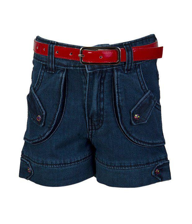 Vine Blue Shorts