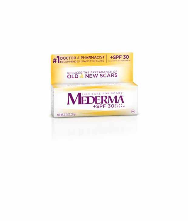 Mederma Cream With Spf 30 20 Grams Xai Buy Mederma Cream With Spf