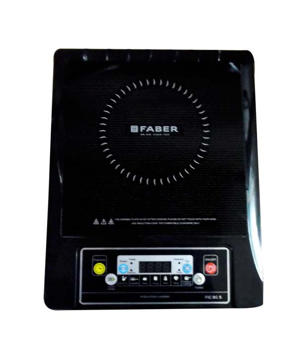 Faber Fic bc s 2000 W Induction Cooktop