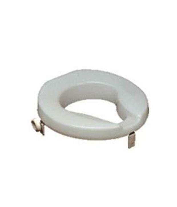 Vissco Toilet Seat Extension Or Raiser Buy Vissco Toilet