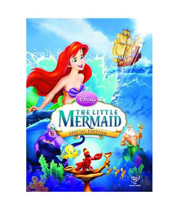 Little Mermaid Spe. Edt. (English) DVD