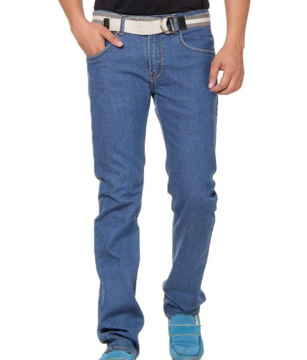 Lithium Elegant Blue Jeans